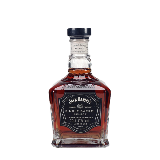 "JACK DANIEL'S ""Single Barrel Select"""