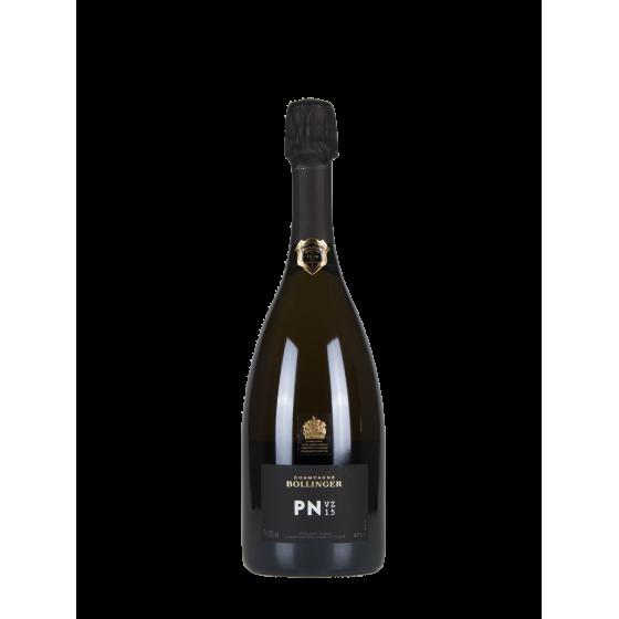 """Bollinger """"PNVZ15"""" Pinot Noir Brut 2015"""