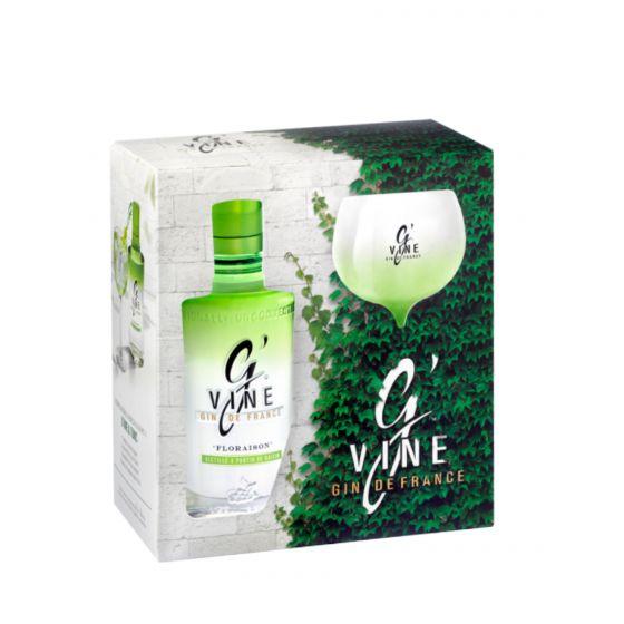 """G'Vine """"Coffret Floraison + 1 verre"""""""