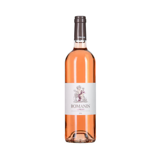 Le Mas de Romanin Alpilles Rosé 2020