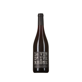 """Les Vignerons d'Estézargues  """"Le Vin d'Ive Rhône"""" Rouge 2020 Magnum"""