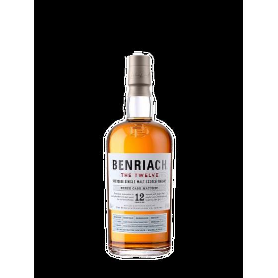 """Whisky Benriach """"The Twelve"""" 12 ans D'âge"""