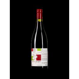 """Domaine Matthieu Dumarcher """"Léon et Séraphin"""" Rouge 2020"""