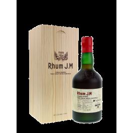 """Rhum JM  """"Rhum Agricole Vieux Millesime 1999""""  21 ans D'âge"""