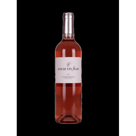 """Domaine Luc Lapeyre """"Avis de vin frais"""" Rosé 2020"""