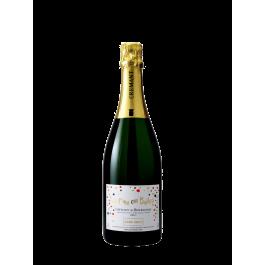 """Domaine Anne Gros """" La Fun en Bulles"""" Crémant de Bourgogne"""