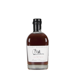 """Whisky Michel Couvreur """"Very Sherried"""" 25 ans D'âge Single Malt"""