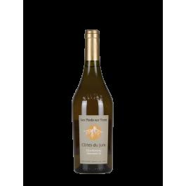 """Domaine Les Pieds sur Terre """"Chardonnay Semaine 16"""" Blanc Sec 2017"""