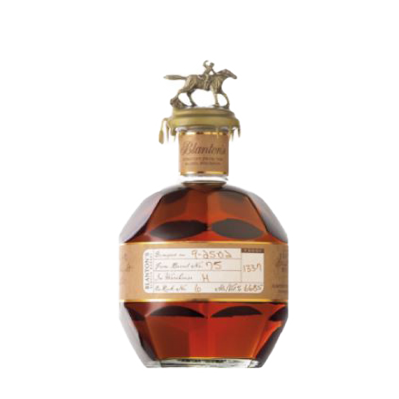 """Whiskey BLANTON'S  """"Straight From the Barrel"""" 64.25%"""