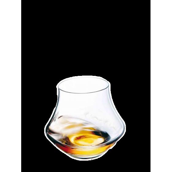 """Chef et Sommelier """"Warm"""" Verres à Whisky-Rhum Lot de 6 Verres"""