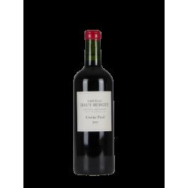 """Château Haut-Bergey """"Cuvée Paul"""" Rouge 2017"""