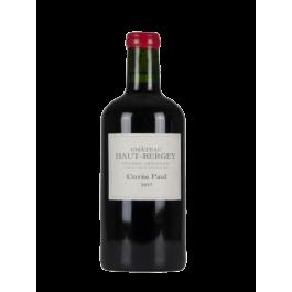 """Château Haut-Bergey """"Cuvée Paul"""" Rouge Jéroboam 2017"""