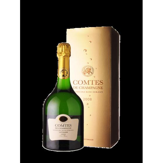 Taittinger  Comtes de Champagne Brut  2008