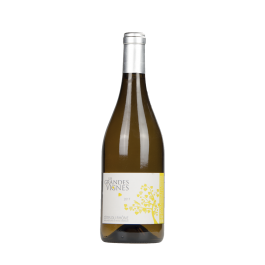 """Les Vignerons d'Estézargues """"Les Grandes Vignes"""" Blanc Sec 2020"""