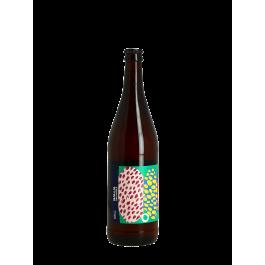 "Bière Gallia Sauvages ""Extrawurst"" Blonde 66cl"