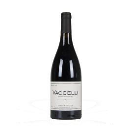 """Domaine Vaccelli """"Vaccelli"""" Rouge 2018"""