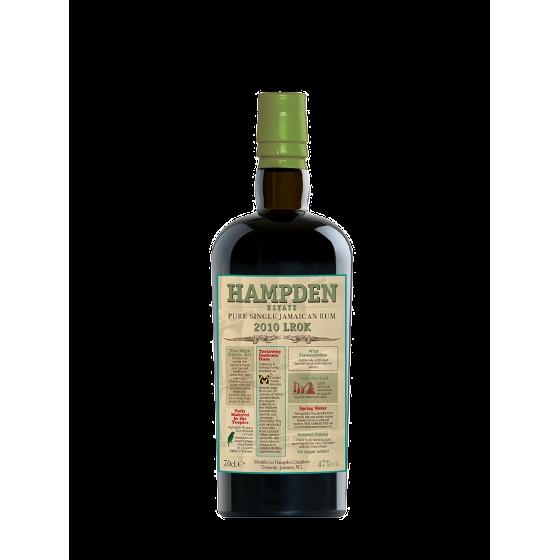 "Rum Habitation Vélier ""Hampden"" LROK 2010"