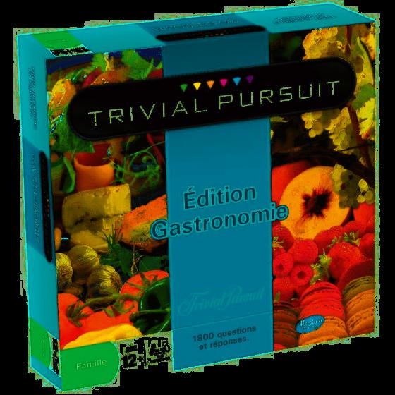 Trivial Pursuit Gastronomie
