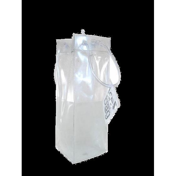 Ice Bag Pro Transparent 1 bouteille