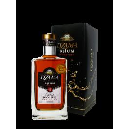 "Rhum Dzama ""Cuvée Noire Prestige"""