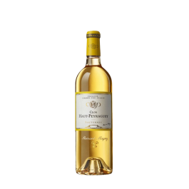 Clos Haut Peyraguey 1er Cru Classé Blanc 2018