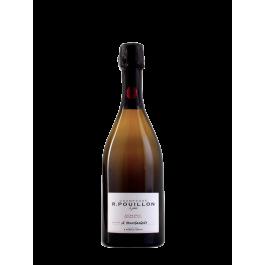 """Champagne R.Pouillon """"Le Montgruguet"""" 2017 Extra Brut Premier Cru"""