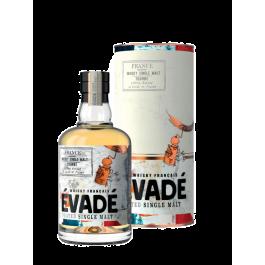 Whisky Évadé Single malt Tourbé