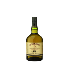 "Whiskey REDBREAST  ""15 ans d'âge"""