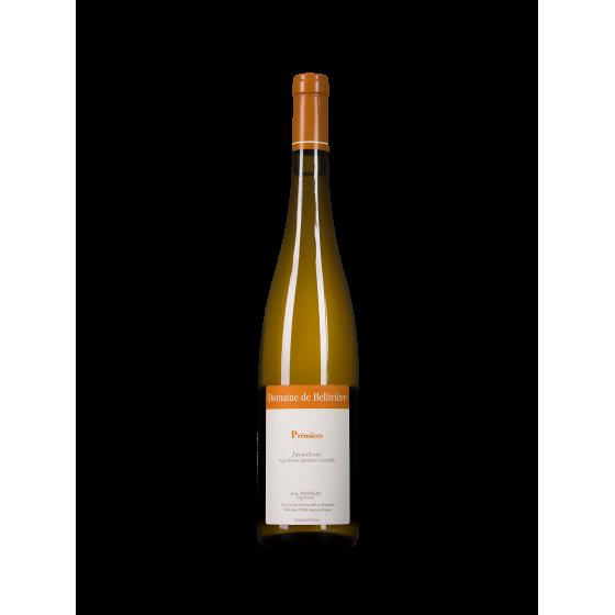 """Domaine de Bellivière """"Prémices"""" Blanc sec 2015"""