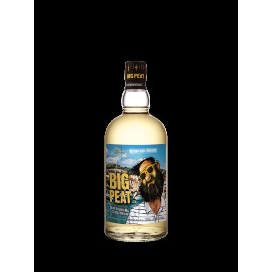 Whisky Big Peat Mediterranee