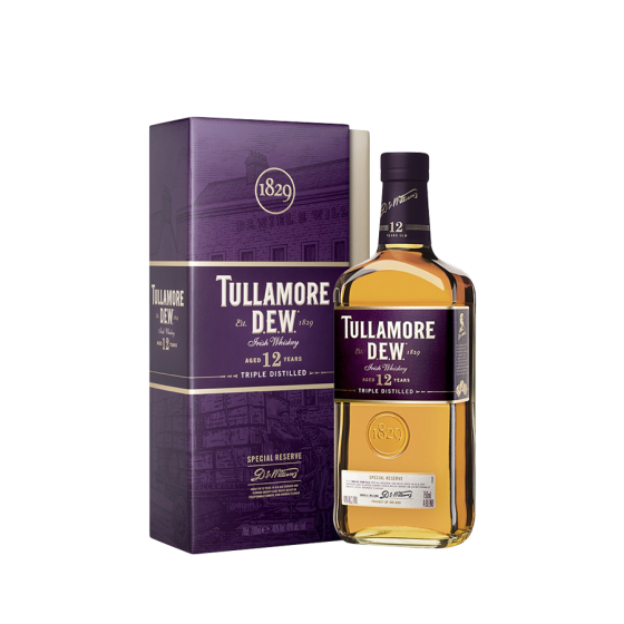 Whisky Tullamore Dew 12 ans