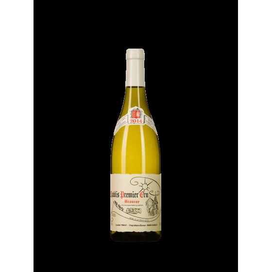 Tribut Chablis 1er Cru Beauroy Blanc sec 2015
