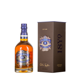 whisky CHIVAS REGAL  18 Ans