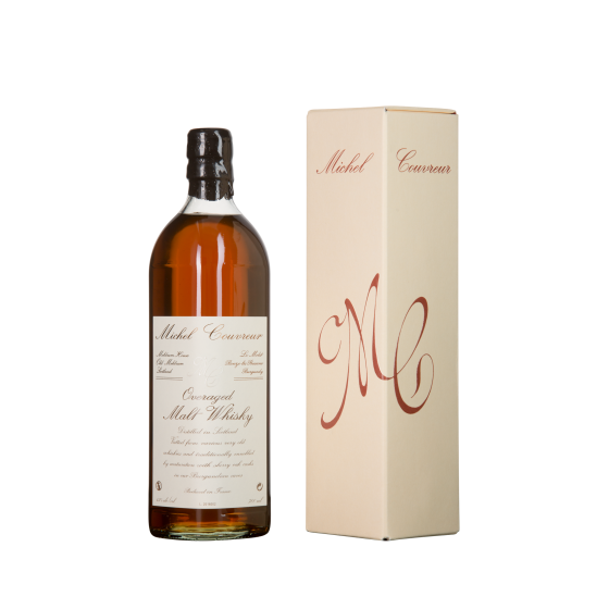 """Whisky Michel Couvreur """"Overaged"""""""