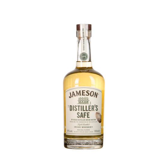 "Whiskey JAMESON ""Distiller's safe"""