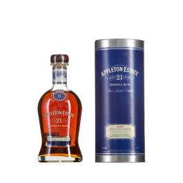 Rhum Appleton Estate 21 ans  Jamaique