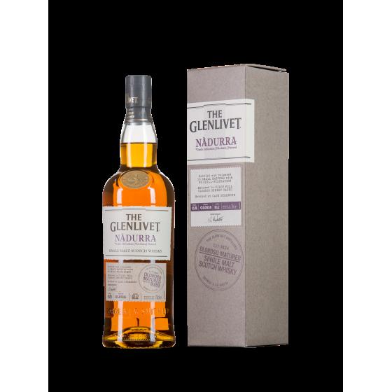 """Whisky GLENLIVET """"Nàdurra"""""""