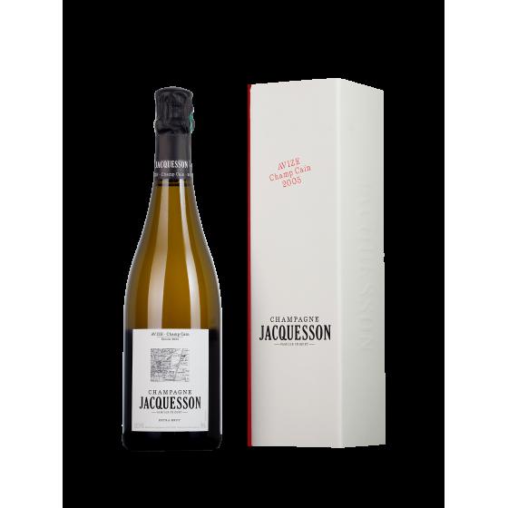 """Jacquesson """"Avize Champ Caïn"""" Magnum 2005"""