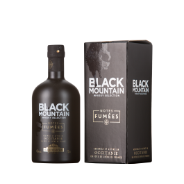 Whisky Black Mountain les notes fumées