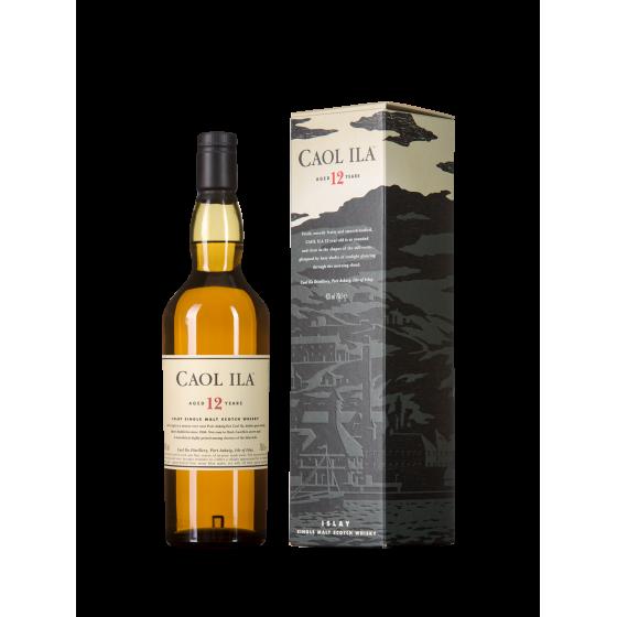 "Whisky Caol ila ""12 ans"""