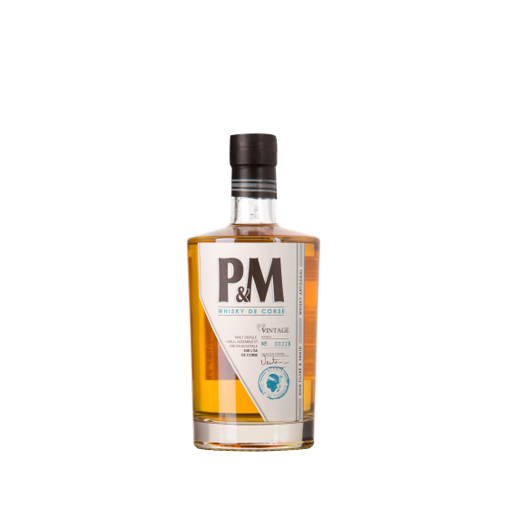 P & M / Vintage / Whisky  Corse