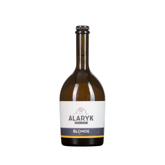 Biere Alaryk blonde 75 cl