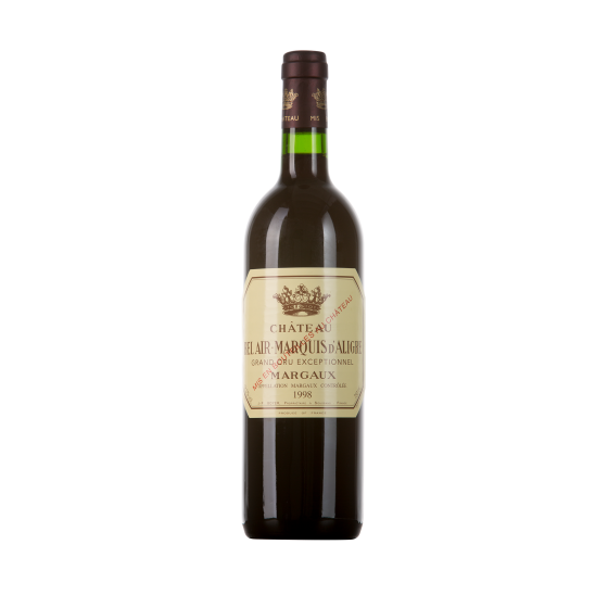 "Domaine Bel Air Marquis d'Aligre ""Rouge"" 1970"
