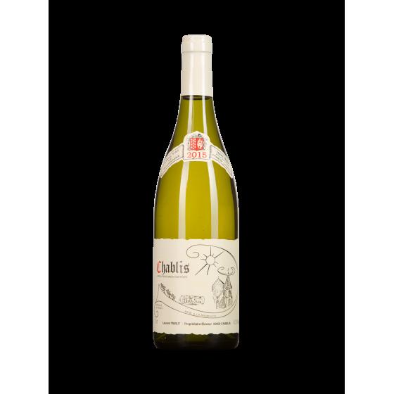 Domaine Laurent Tribut Blanc sec 2015