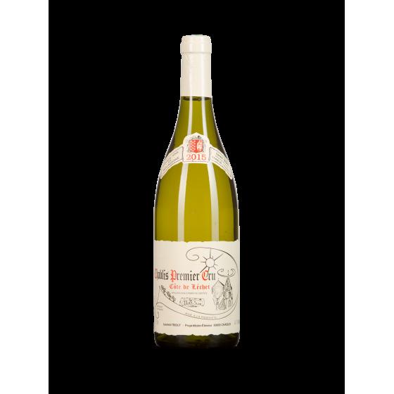 Tribut Chablis Côte de Lechet Blanc sec 2015