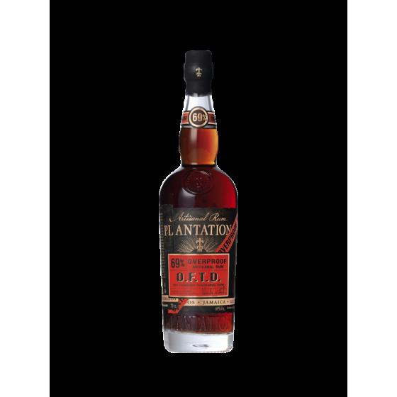 "Plantation Rum ""Old Fashioned Traditional Dark"""