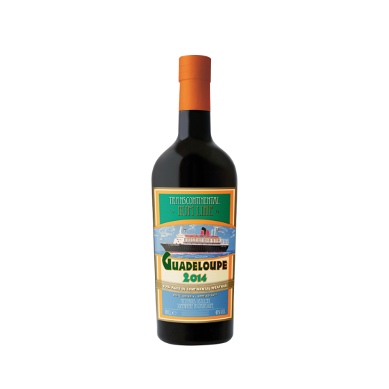 "Transcontinental Rum Line ""Guadeloupe"" 2014"
