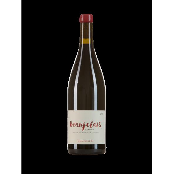 Domaine De Fa Beaujolais Rouge 2015