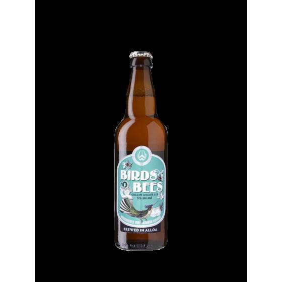 Bière Williams Bros  Bird Bees 50cl