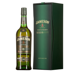 Whiskey JAMESON 18 ans
